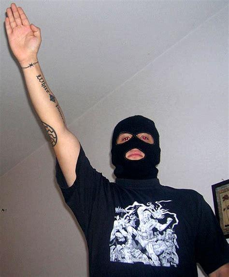 white power tattoos matthew kalman jerusalem correspondent september 2007