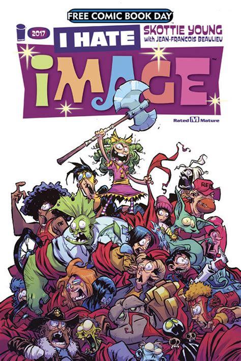 free comics free comic book day 2017 list of comic books
