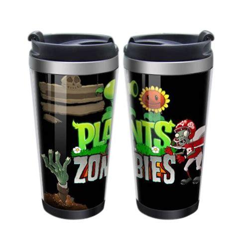 mug vs cup plants vs zombies 2 anime stainless steel cup starbucks