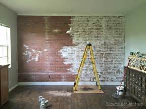 78 best ideas about faux brick walls on pinterest faux brick panels faux brick backsplash and