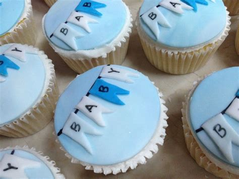 Boy Baby Shower Cup Cakes by Best 25 Baby Boy Cupcakes Ideas On