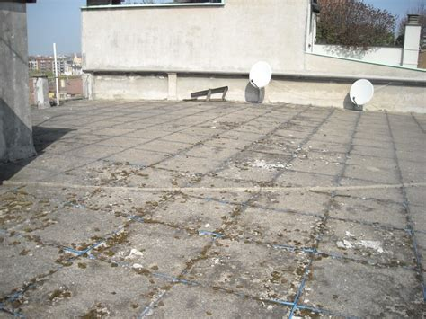 pavimentazione terrazzo di copertura lastrico solare tecniche di intervento di rifacimento