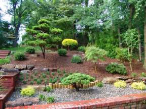 hill landscape ideas front yard landscaping ideas landscape asian with hill landscape asian tree