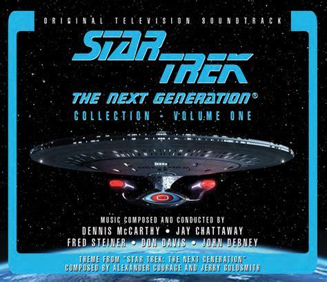 best generation songs track list artwork from new trek tng