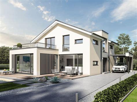 Carport Mit Satteldach by Designhaus Mit Satteldach Haus Concept M 154 Bien Zenker