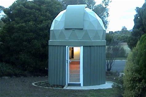backyard observatory plans backyard observatory on prefab houses