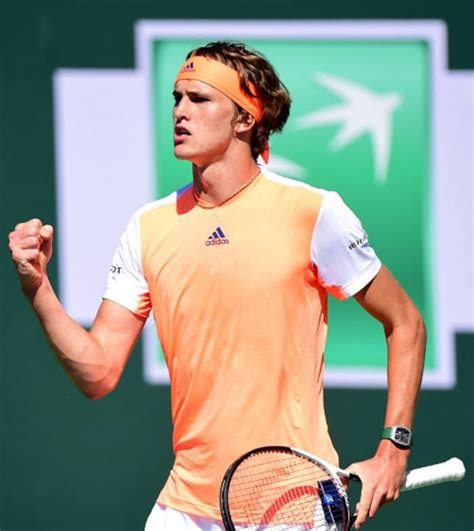 Beat Top zverev the match lost to nadal a year ago