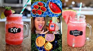 diy easy cute summer treats diywithremi youtube