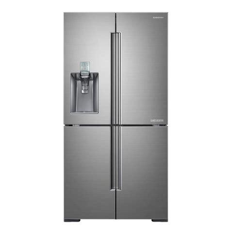 34 inch door refrigerator shop samsung chef collection 34 3 cu ft 4 door door