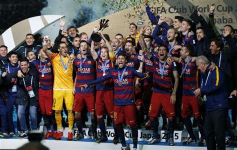 barcelona mundial clubes 2015 marca com mundial de clubes europa dobla a sudam 233 rica marca com
