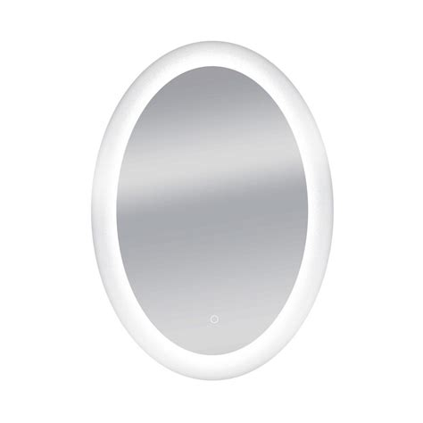 dyconn royal 36 in x 30 in led wall mounted backlit dyconn royal 30 in x 42 in oval round led backlit vanity