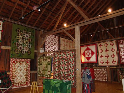 Cedarburg Quilt Museum by Wisconsin Museum Of Quilts And Fiber Arts Travel Wisconsin