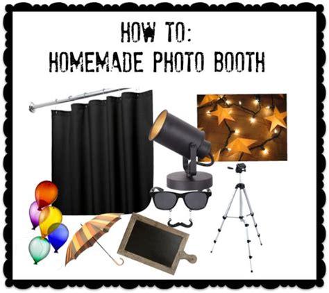 Handmade Photo Booth - photo booths photo booths and on