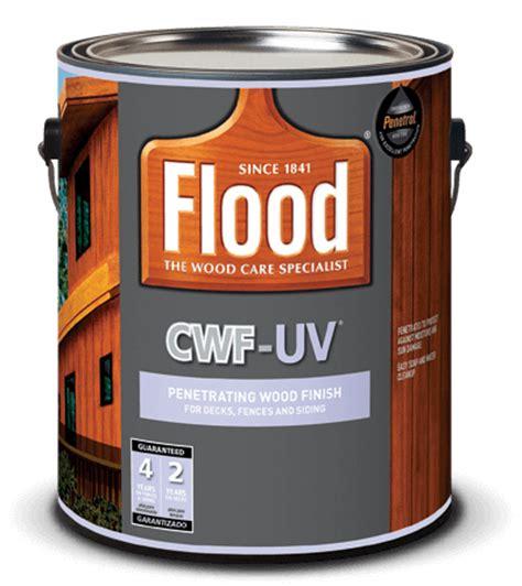 cwf uv transparent wood stains flood