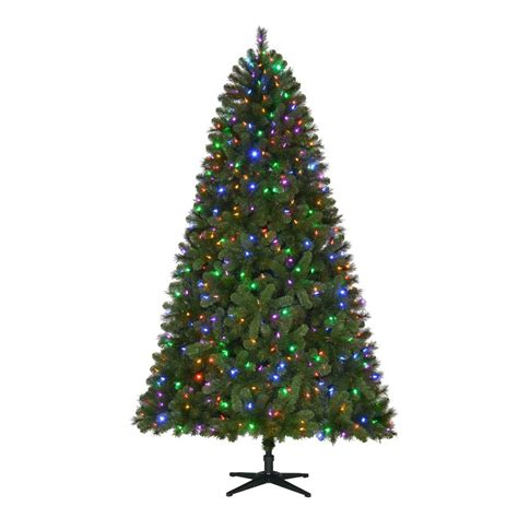 15 ft pre lit led wesley pine artificial christmas tree crab pot trees 5 ft indoor outdoor pre lit incandescent artificial tree with white