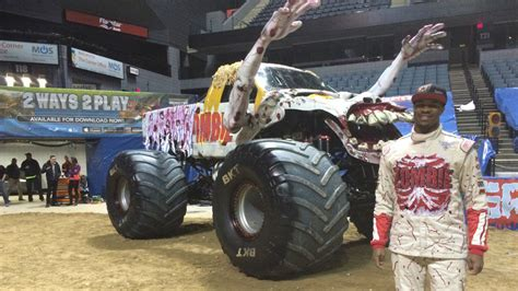 zombie monster truck videos monster jam 2016 kicks off friday in grand rapids wzzm13 com