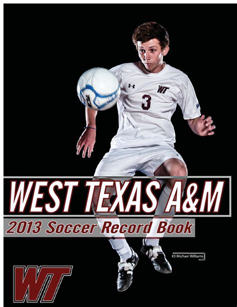 soccer record 2013 s soccer record book by west a m athletics