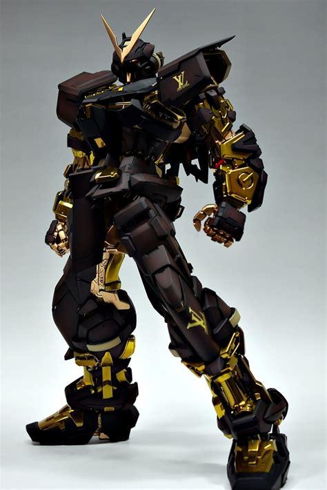 Mg Astray Frame Gundam Arf 1 100 Daban Model Master Grade Lowe 1 gundam pg 1 60 gundam astray lv louis vuitton ver