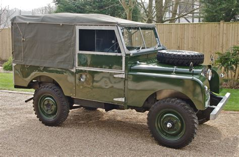 Land Rover Series One Pictures Information And Specs