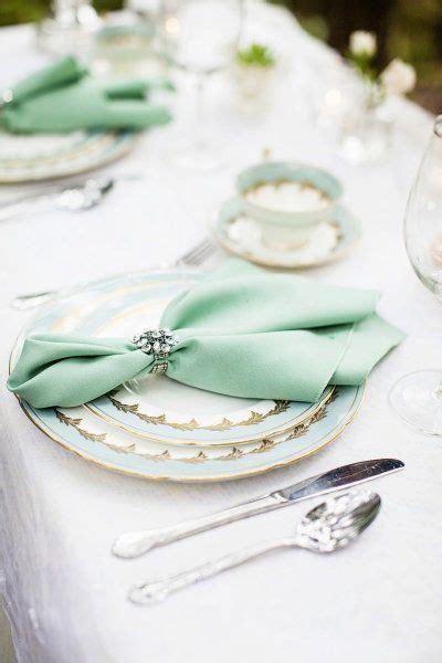 id 233 es pour un mariage vert amande mint wedding