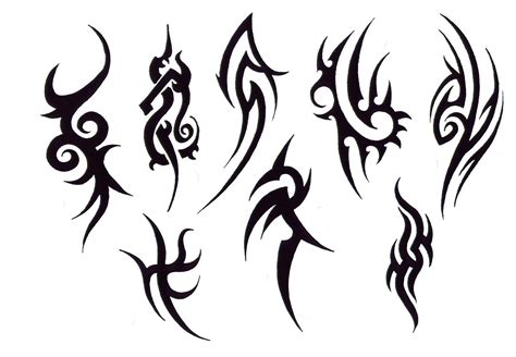 simple tattoo design images tribal images designs