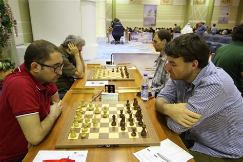 between grandmasters chess chess