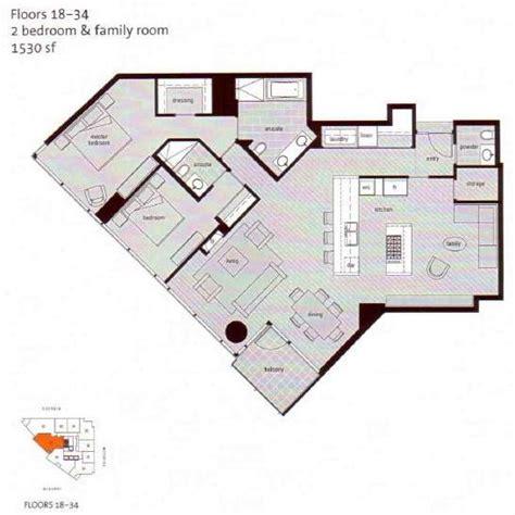 floor plan la 1111 alberni floor plans