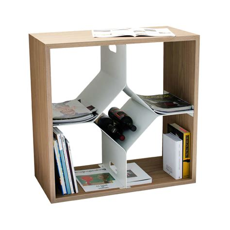 room saver magazine module four by steelwood concept lovethesign