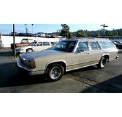 1988 Ford Crown Victoria LTD Station Wagon Estate Break 1