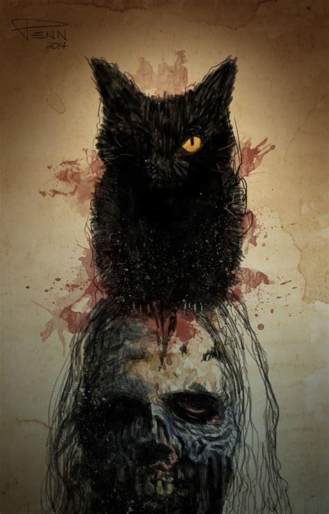 edgar allan poe biography the black cat the black cat by madadman on deviantart