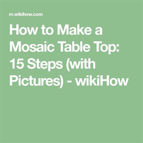 how to a mosaic table top for outdoors best 25 mosaic table tops ideas on mosaic