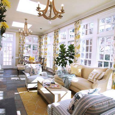 contemporary long  narrow sunroom design ideas