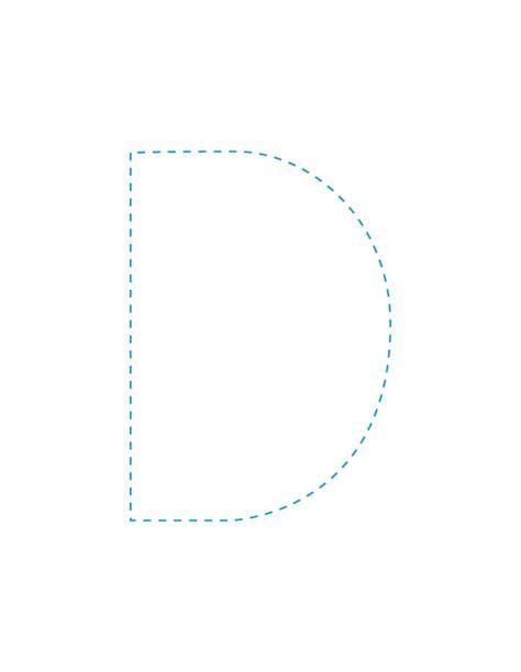 comment dessiner la lettre d fr hellokids