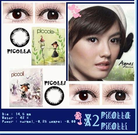 jual x2 picolli picolla softlens diameter 14 5mm water 42 di lapak hers store opticzshop