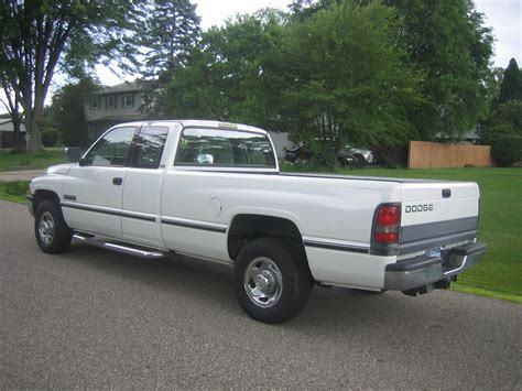Truck For Sale 1996 Dodge Ram 2500 2wd 5 speed 12 valve