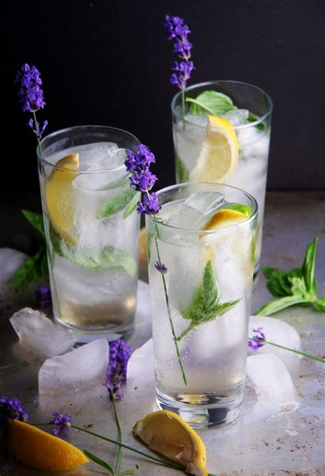 lavender cocktail 76 best images about edible flowers for drinks and