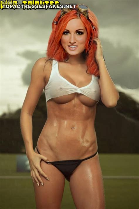 Wwe Diva becky lynch Hot Sex Pics nude Pussy And Tits Show