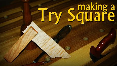 square woodworking layout tool youtube