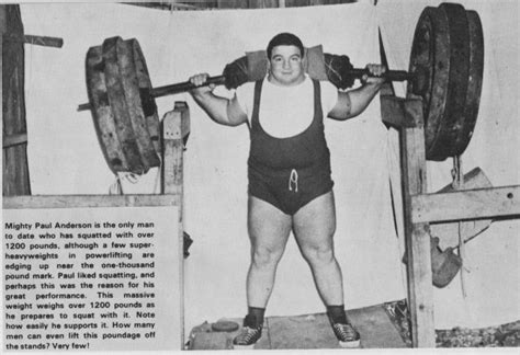 strongest man bench press how paul anderson became one of history s strongest humans