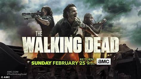 Walking Dead Resumes by Heartbreaking Walking Dead Trailer For Mid Season Premiere