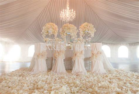 wedding table ideas decoration