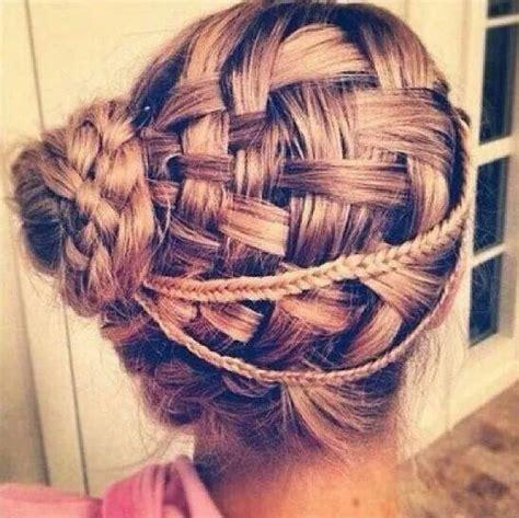 basket weave hairstyle basket weave braid braided hairstyles pinterest