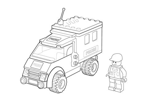 lego city coloring pages print lego city coloring pages free coloring home