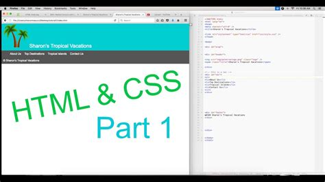 html tutorial with css html and css tutorial for beginners 2016 knowing text