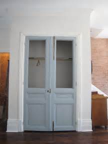 Glass Closet Doors Closet Doors Closet Door With Blue Color And Clear Glass Amazing Closet Doors Would