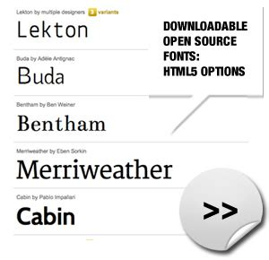html5 typography html 5 font font format usage ironpaper