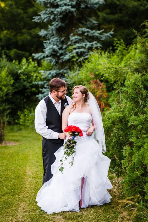 Backyard Wedding After And S Wisconsin Backyard Wedding