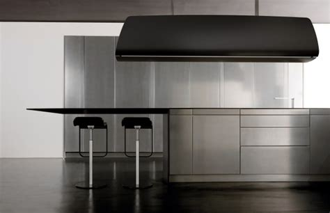 Toncellis carbon fiber high tech kitchen and Liquid Metal