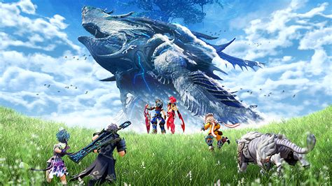 Wallpaper For Kids by Xenoblade Chronicles 2 For Nintendo Switch Nintendo Game