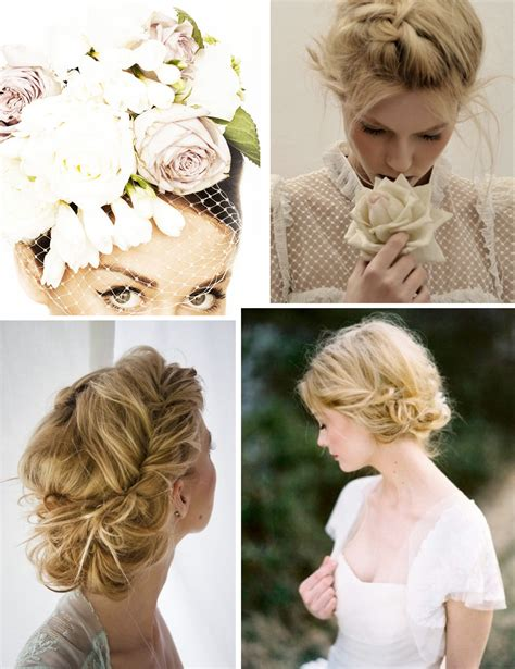 diy wedding hair tutorials bridal inspired bridal braids onewed